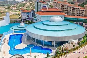 Eliz Hotel Convention Center Thermal Spa & Wellness  Ankara