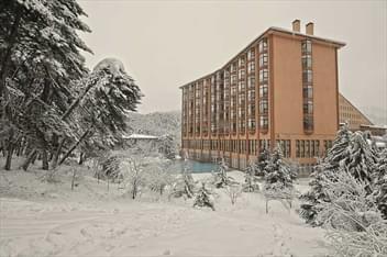 Patalya Thermal Resort & Spa Hotel Ankara Kızılcahamam