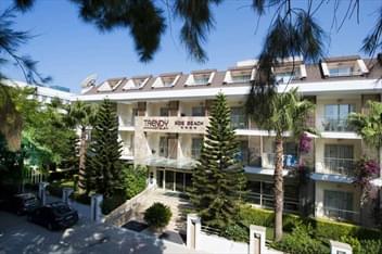 Trendy Side Beach Hotel Antalya
