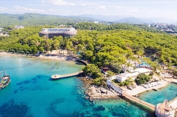 Wome Deluxe Hotel Antalya Alanya
