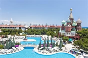 Asteria Kremlin Palace Antalya Lara