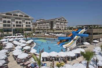 Crystal Palace Luxury Resort & Spa Side