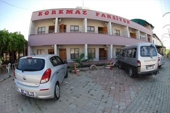 Korkmaz Pansiyon Antalya Side