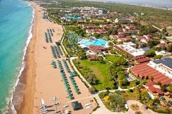 Paloma Paradise Beach Antalya Side