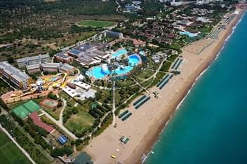 Pegasos World Antalya Side