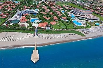 Starlight Resort Hotel Antalya Side