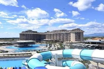Sunmelia Beach Resort Hotel & Spa Antalya Side