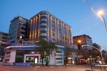 Kervansaray Bursa City Otel