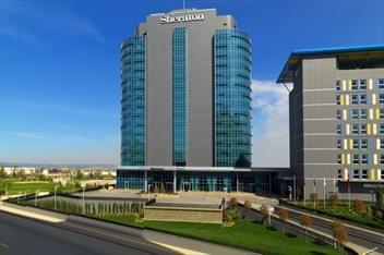 Sheraton Bursa Hotel Bursa