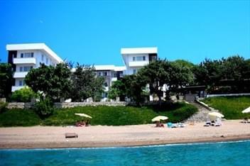 Troas Beach Otel Çanakkale