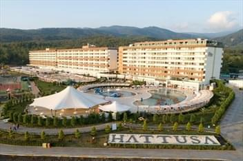 Hattuşa Vacation Thermal Club Erzin Hatay