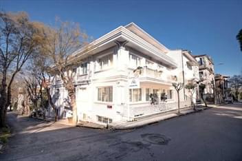 Büyükada Çankaya Otel İstanbul Adalar Büyükada
