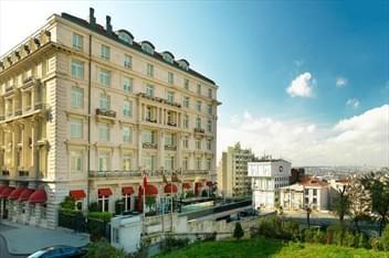 Pera Palace Hotel İstanbul Beyoğlu