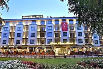 Dosso Dossi Hotels & Spa Downtown İstanbul Fatih