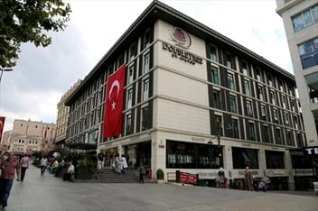 Doubletree By Hilton Hotel İstanbul Old Town