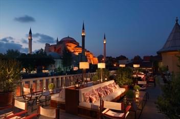 Four Seasons Hotel Sultanahmet İstanbul Fatih