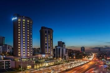 Hilton İstanbul Kozyatağı İstanbul Kadıköy
