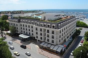 Wyndham Grand İstanbul Kalamış Marina Hotel İstanbul Kadıköy