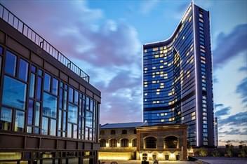 Hilton İstanbul Bomonti Hotel İstanbul Şişli