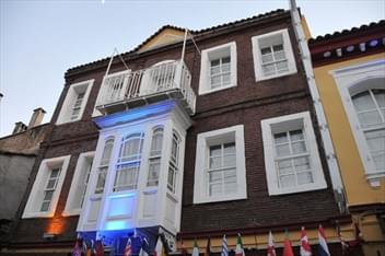 Otel Antikhan İzmir