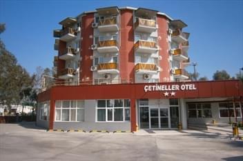 Çetineller Otel İzmir