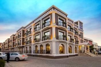 Svalinn Hotel Gaziemir