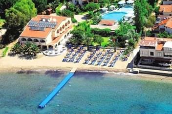 Doğan Paradise Beach Hotel İzmir Özdere