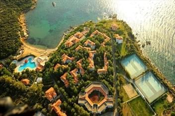 Teos Village Otel Seferihisar