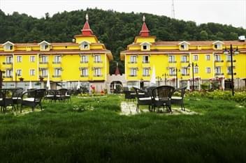 Abana Tatilya Resort Hotel Kastamonu