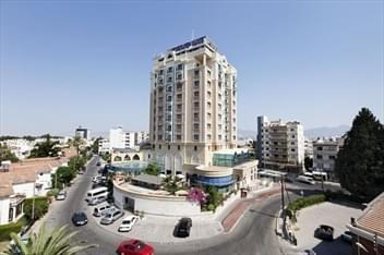Merit Lefkoşa Hotel & Casino Kıbrıs