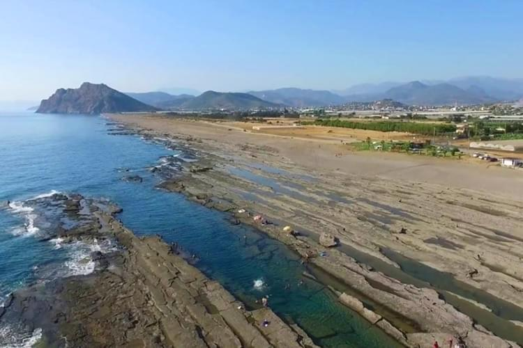 Doğal Koru Plajı