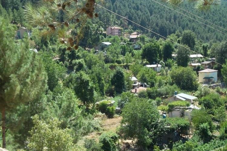 Gazipaşa Hasdere Köyü