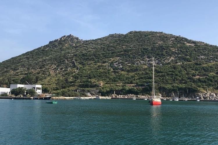 Gazipaşa Liman İskelesi