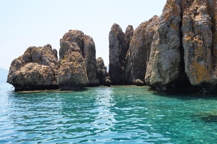 Marmaris Dişlice Adası