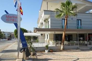 Marina Otel Taşucu Mersin