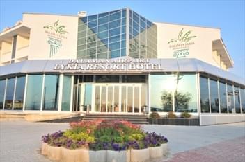 Dalaman Airport Lykia Resort Hotel Muğla Dalaman