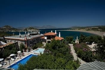 Perili Bay Resort Hotel Muğla Datça