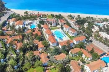 Ölüdeniz Resort By Z Hotels Muğla Fethiye Ölüdeniz