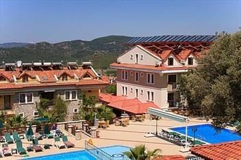 Perdikia Hill family Resort Otel Muğla Fethiye Ölüdeniz