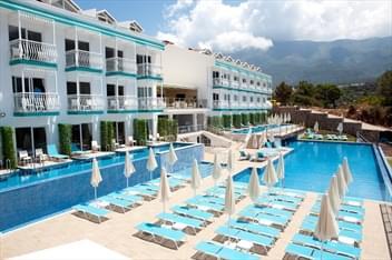 Sertil Deluxe Hotel & SPA Ölüdeniz