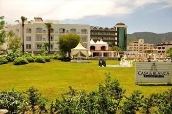Casa Blanca Beach Hotel  Muğla Marmaris