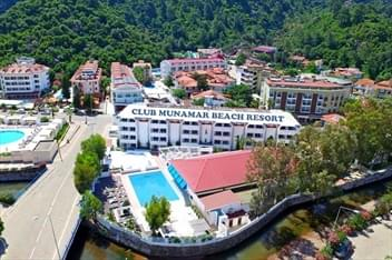 Club Munamar Beach Resort  Muğla Marmaris