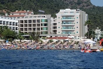 Paşa Beach Hotel Muğla Marmaris