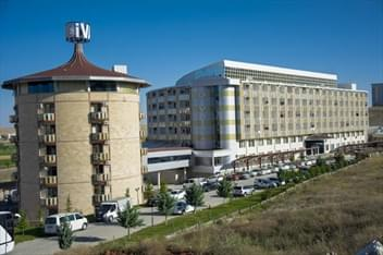 Divaisib Termal Resort Hotel & Spa Nevşehir Kozaklı