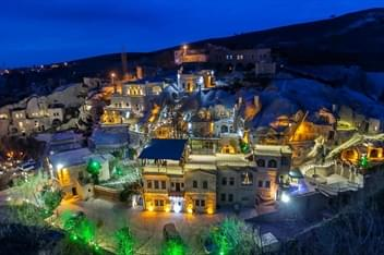 Gamirasu Cave Hotel Nevşehir Ürgüp